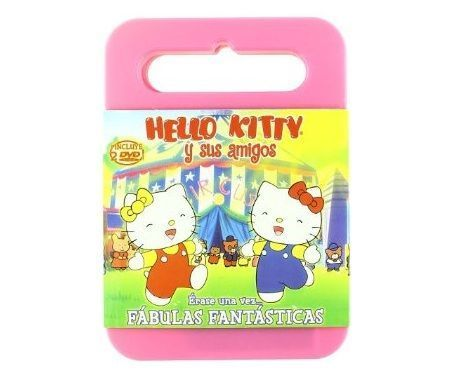 peliculas hello kitty fabulas fantasticas