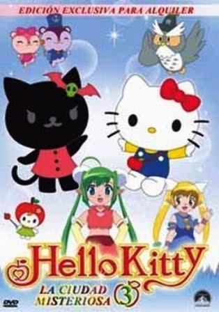 peliculas hello kitty la ciudad misteriosa