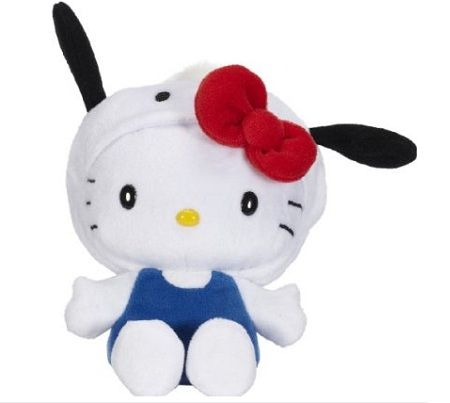 peluches hello kitty amigo  - Peluches de Hello Kitty originales
