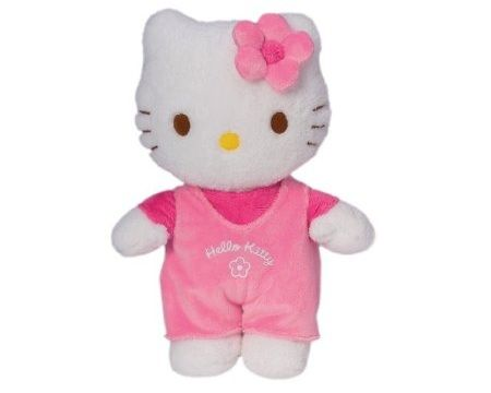 peluches hello kitty clasico  - Peluches de Hello Kitty originales