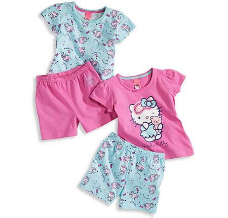 Pijamas Hello Kitty