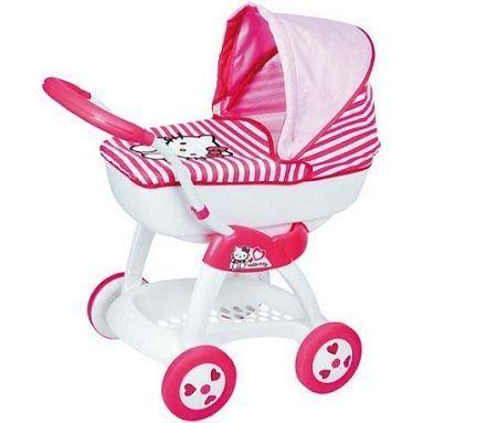 regalos nina kitty cochecito  - Regalos niñas Hello Kitty