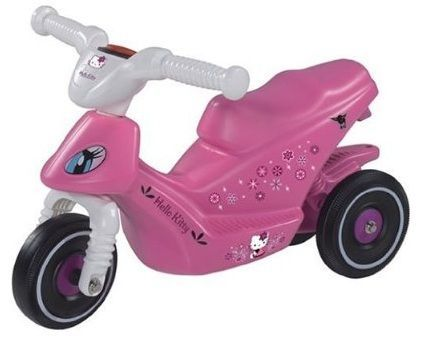 regalos nina kitty moto