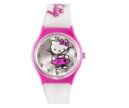 regalos nina kitty reloj  - Regalos niñas Hello Kitty