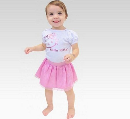 Hello Kitty ropa bebés