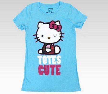 ropa hello kitty camiseta