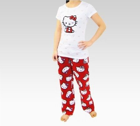 ropa hello kitty pijama