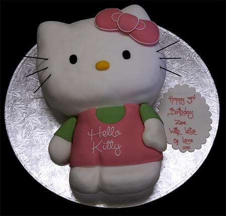 Ms tartas Hello Kitty