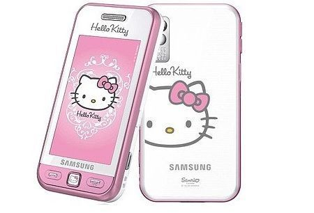 telefono kitty samsung  - Samsung de Hello Kitty