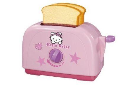 tostadora hello kitty juguete