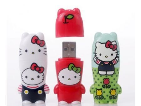 usb hello kitty colores  - USB Hello Kitty