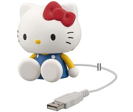 usb hello kitty muneca