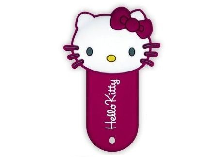 usb hello kitty pequeno  - USB Hello Kitty