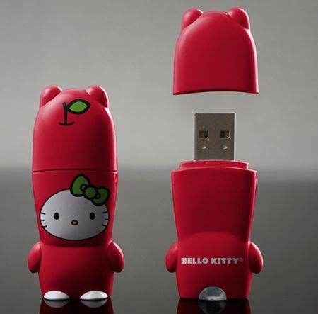 usb-hello-kitty-relieve  - USB Hello Kitty