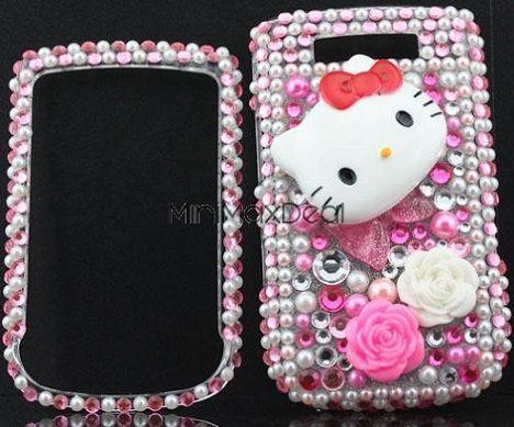 blackberry hello kitty 3d