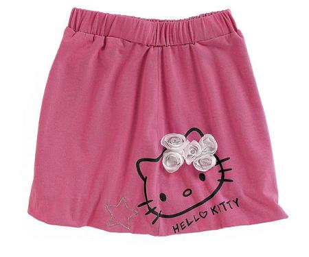 Falda Hello Kitty