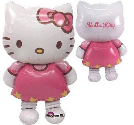 hello kitty globos
