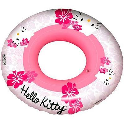 juegos playa kitty flotador  - Juegos de playa Hello Kitty