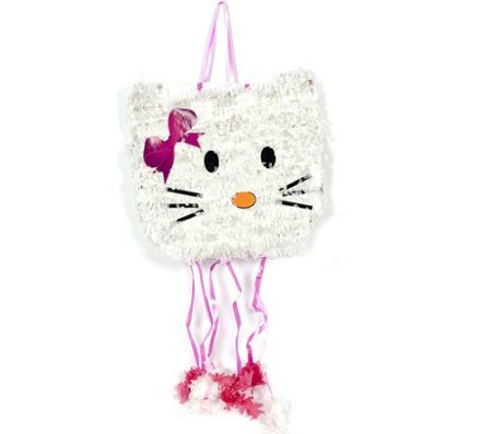 pinata hello kitty cabeza