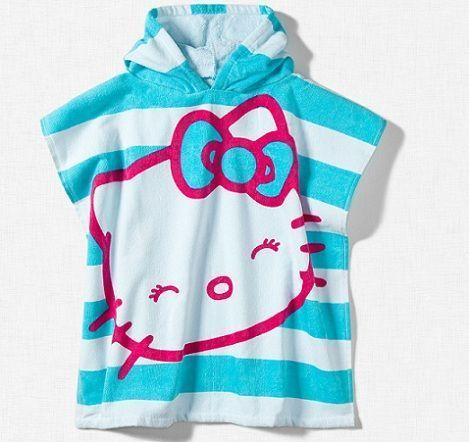 ropa hello kitty zara poncho