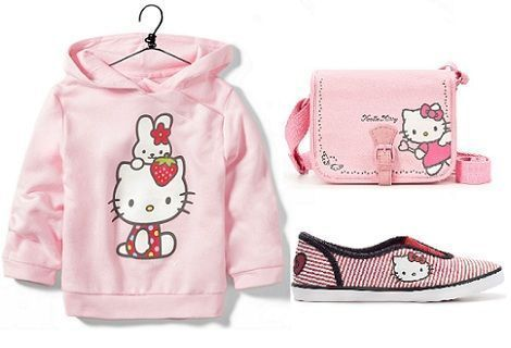 ropa hello kitty zara