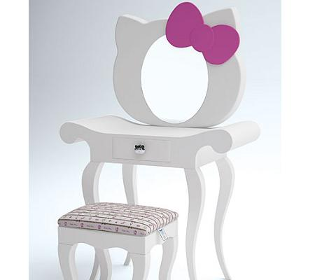 Tocador Hello Kitty  - Tocador Hello Kitty
