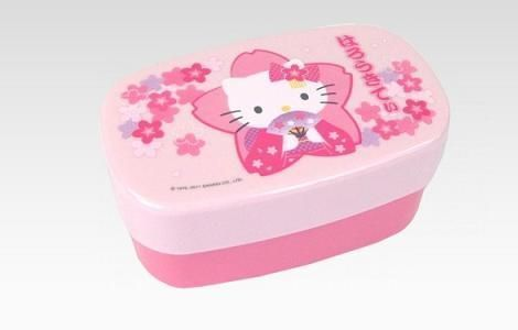 Bento Hello Kitty  - Tupper de Hello Kitty
