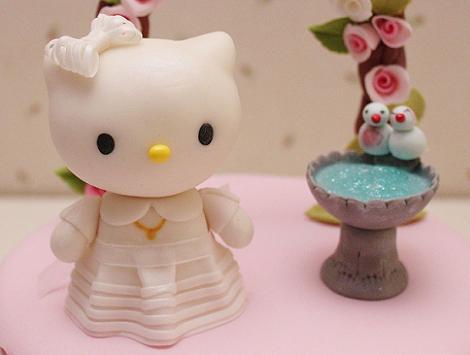 Comunión Hello Kitty