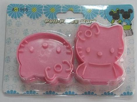 Cortador de galletas Hello Kitty