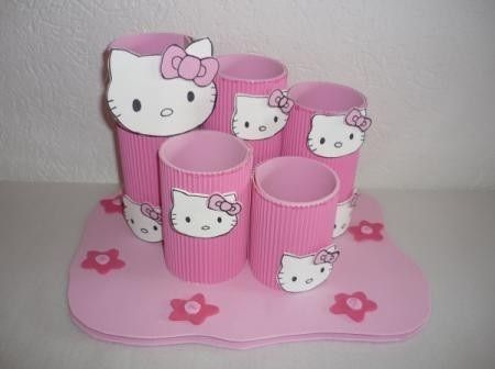 Manualidades de hello kitty portal pices - Cortinas de hello kitty ...