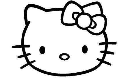 portalapices hello kitty dibujo