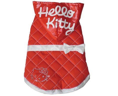 ropa hello kitty perro chaqueta