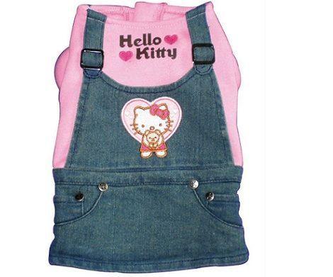 ropa hello kitty perro peto  - Ropa de Hello Kitty para perro