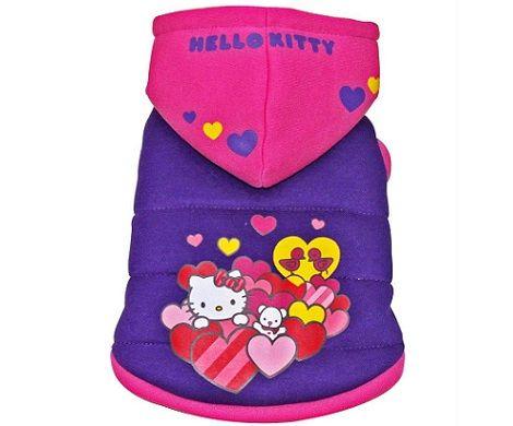 ropa hello kitty perro sudadera  - Ropa de Hello Kitty para perro