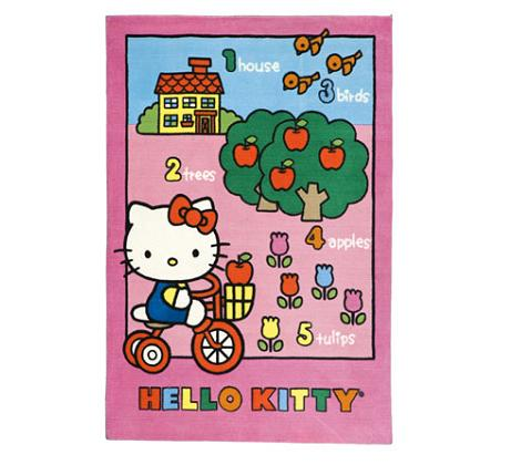Alfombra infantil Hello Kitty