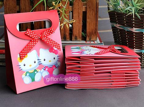 Bolsas Hello Kitty  - Bolsas de regalo Hello Kitty
