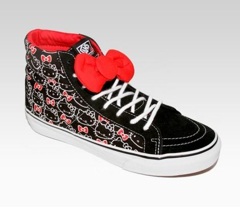 Hello Kitty coleccion Vans  - Vans y Hello Kitty
