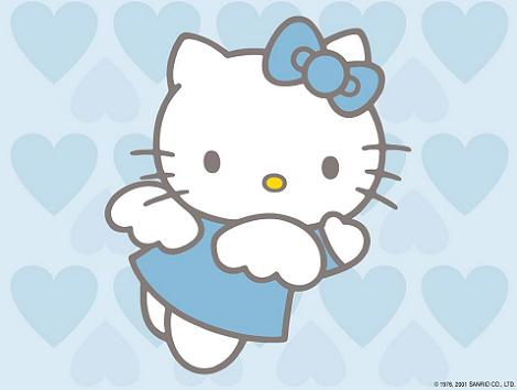 Hello Kitty fondo gratis