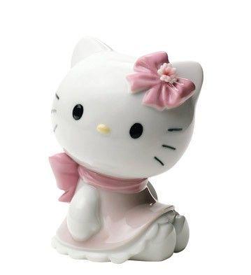 Hello Kitty Nao  - Hello Kitty de porcelana