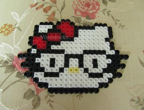 Hello Kitty nerd  - Hello Kitty de Pyssla