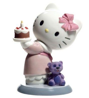 Hello Kitty de porcelana  - Hello Kitty de porcelana