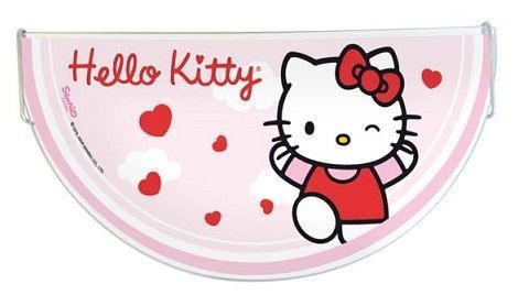 lamparas hello kitty aplique