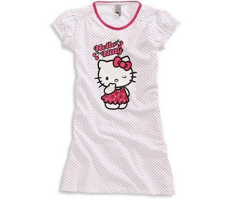 pijamas hello kitty cya camison