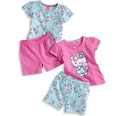 pijamas hello kitty cya combinados