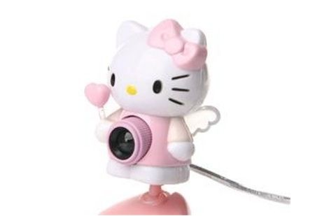 productos hello kitty graciosos cam