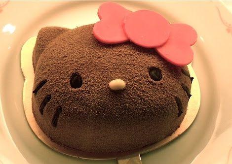 tartas hello kitty cumples chocolate