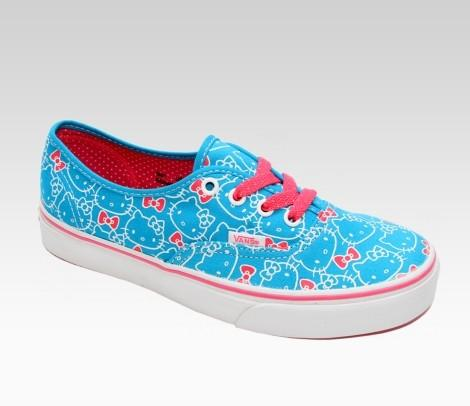 Vans Hello Kitty  - Vans y Hello Kitty