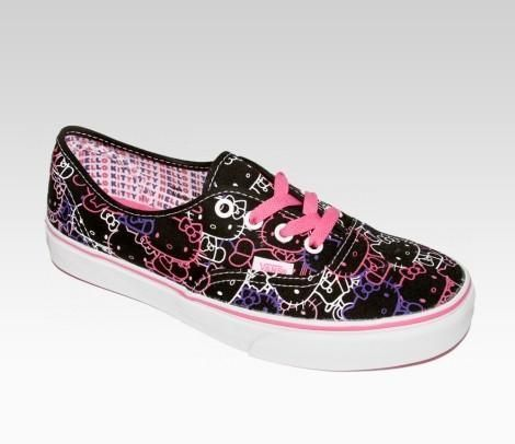 Zapatillas Hello Kitty  - Vans y Hello Kitty
