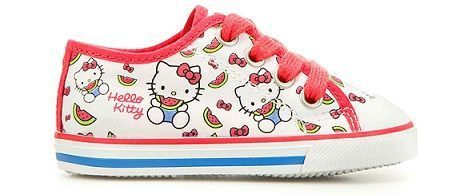 zapatos zara hello kitty deportivas sandia