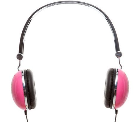 auriculares hello kitty rosa blanco